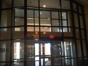 Air Force Inn Lobby